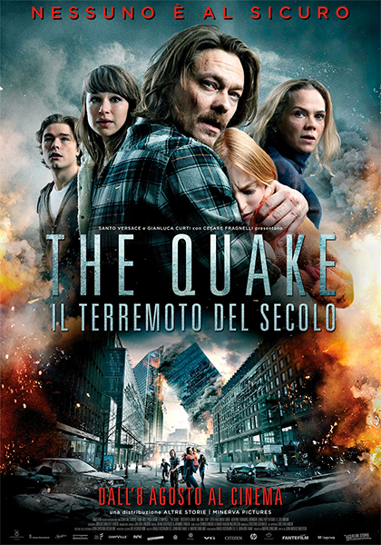 Trailer The Quake - Il terremoto del secolo