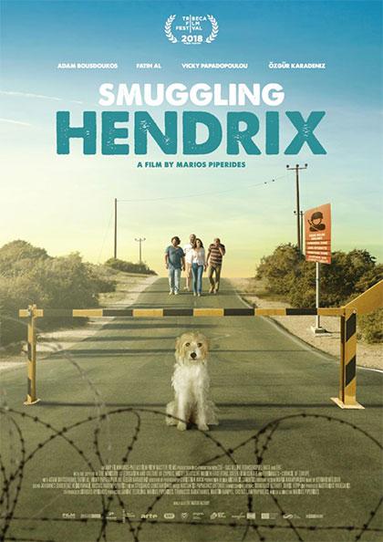 Poster Torna a casa, Jimi! 10 cose da non fare quando perdi il tuo cane a Cipro
