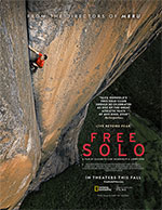 Poster Free Solo  n. 0