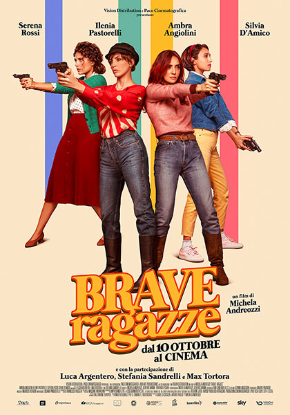Image result for brave ragazze film