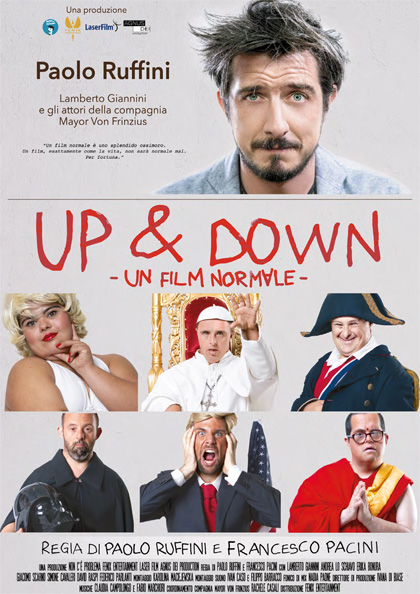 Trailer Up & Down - Un film normale
