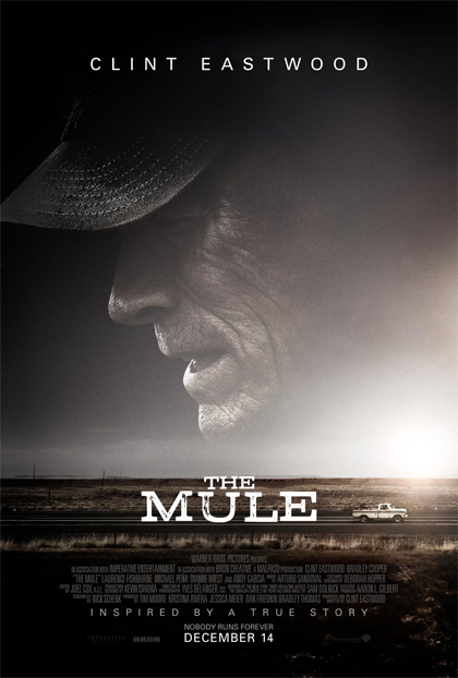 Poster Il Corriere - The Mule