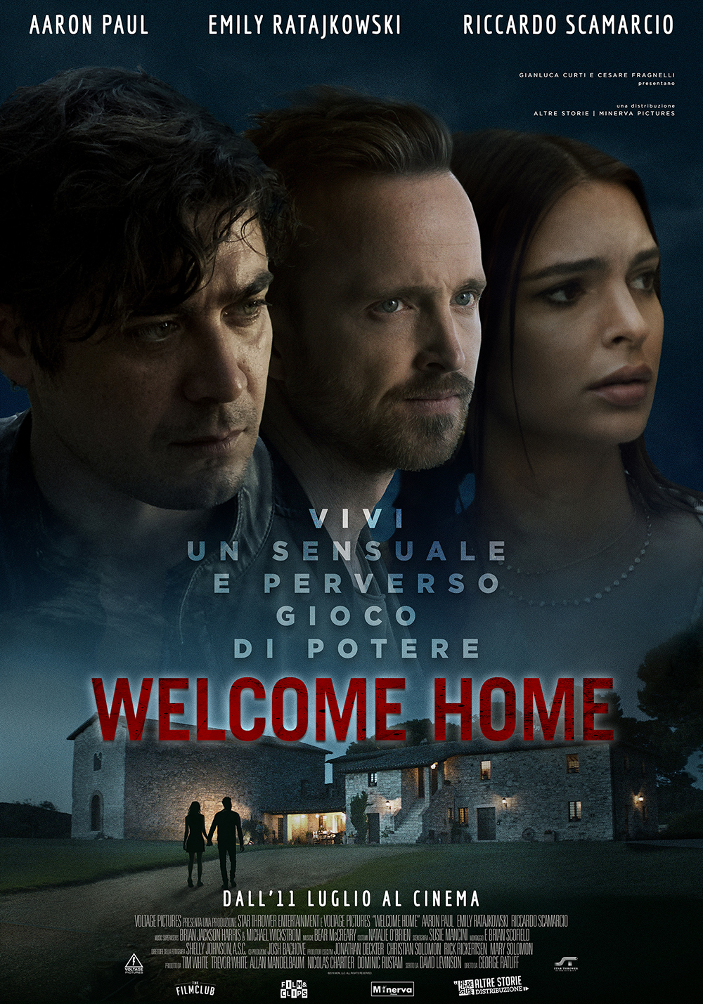 Trailer Welcome Home