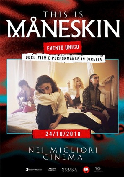 Trailer This Is Maneskin