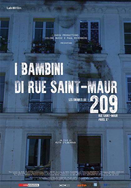 Trailer I bambini di Rue Saint-maur 209