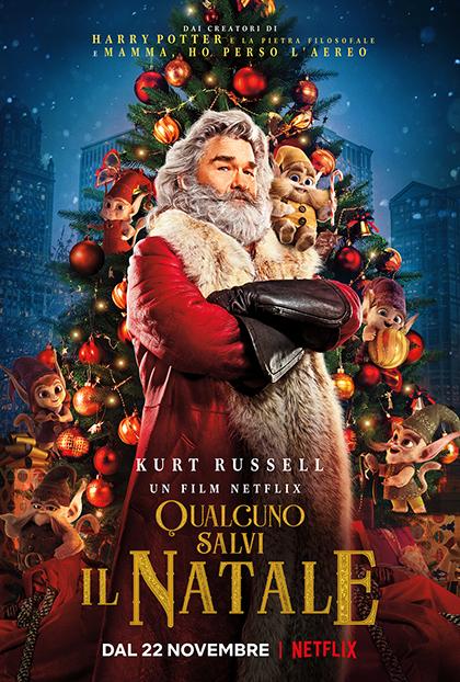 Il Calendario Di Natale Trailer.Qualcuno Salvi Il Natale 2018 Mymovies It
