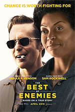 Poster The Best of Enemies  n. 0