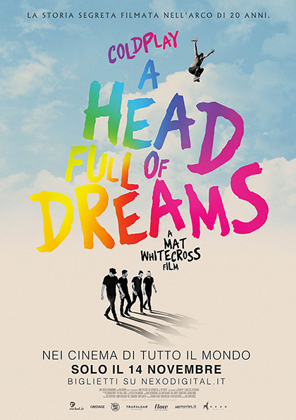 Trailer Coldplay: A Head Full of Dreams