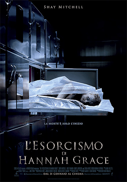 Trailer L'esorcismo di Hannah Grace