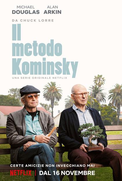 Locandina Il Metodo Kominsky