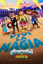 Poster Playmobil - The Movie  n. 1