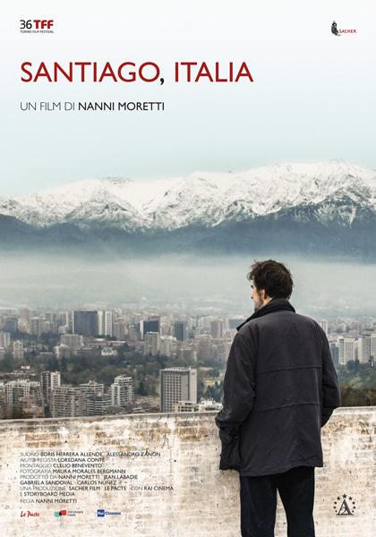 Trailer Santiago, Italia