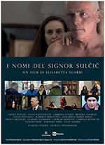 Poster I nomi del signor Sulcic  n. 0