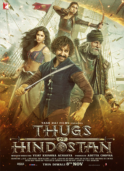 Trailer Thugs of Hindostan