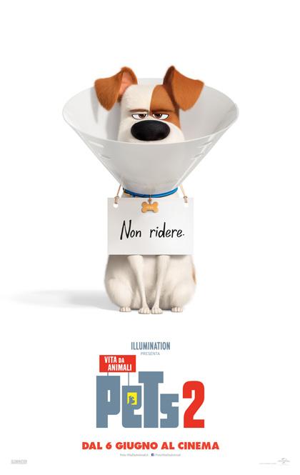 Trailer Pets 2 - Vita da animali