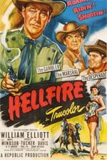 Poster Inferno di fuoco  n. 0