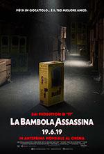 Poster La bambola assassina  n. 2