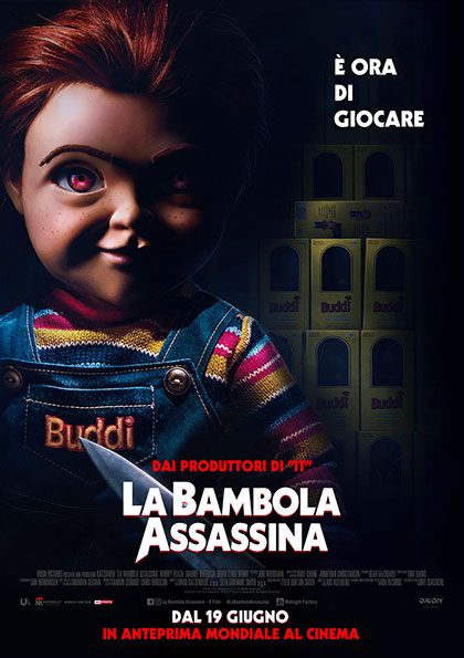film bambola assassina completo