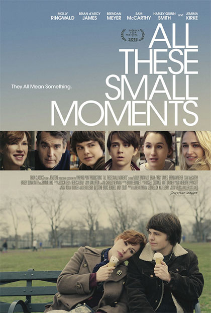 Trailer All These Small Moments