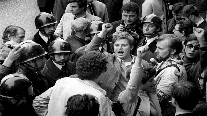 Il Gusto della Libertà - Cinema e '68