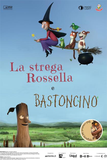 Trailer La Strega Rossella e Bastoncino