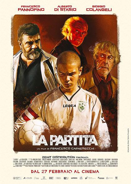 Trailer La Partita