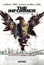 Poster The Informer - Tre secondi per sopravvivere  n. 1