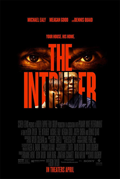 Trailer The Intruder