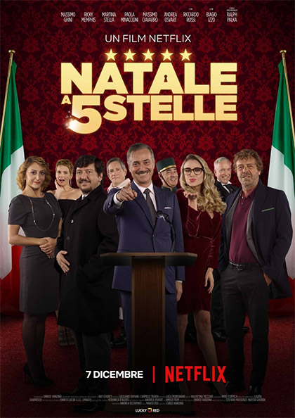 Trailer Natale a 5 stelle
