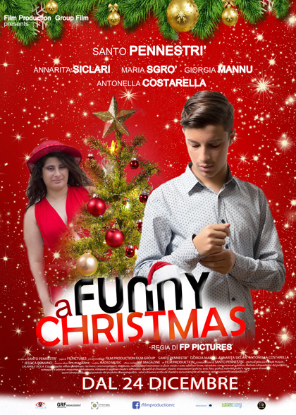 Trailer A Funny Christmas