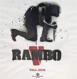 Poster Rambo - Last Blood  n. 1