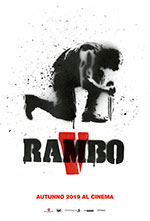 Poster Rambo - Last Blood  n. 2