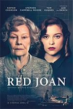 Poster Red Joan  n. 1