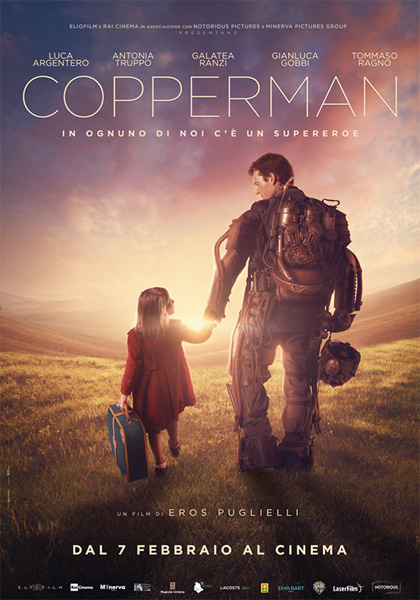 Trailer Copperman
