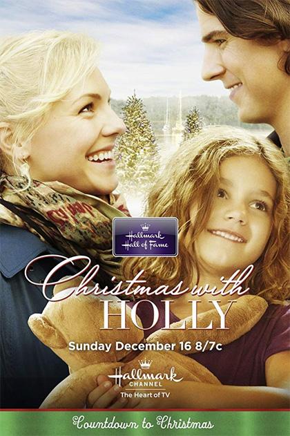 Locandina italiana Natale con Holly