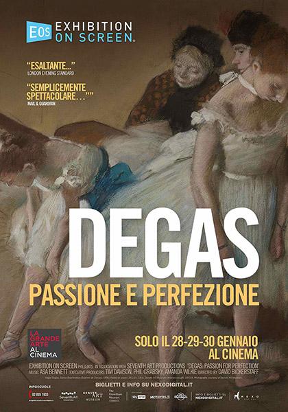 Trailer Degas - Passione e Perfezione