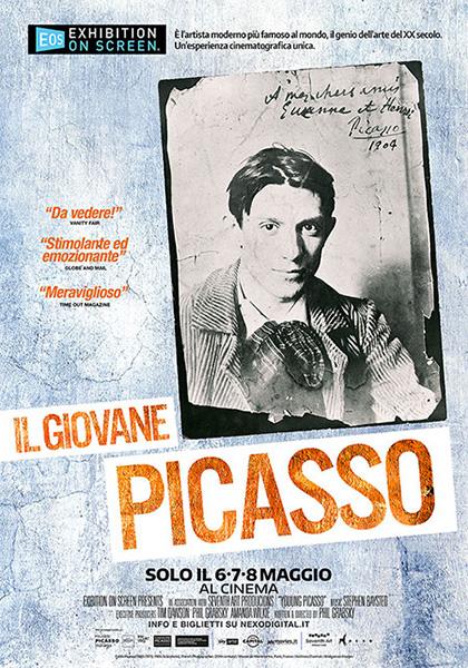 Trailer Il Giovane Picasso