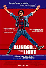 Poster Blinded By the Light  n. 0