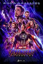 Poster Avengers: Endgame  n. 1