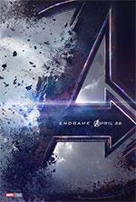 Poster Avengers: Endgame  n. 2