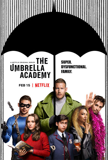 Trailer The Umbrella Academy