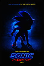 Poster Sonic - Il Film  n. 1