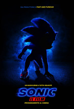 Poster Sonic - Il Film  n. 2