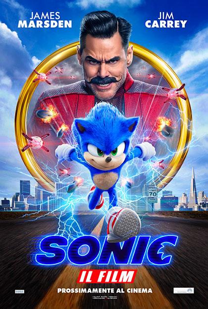 Trailer Sonic - Il film