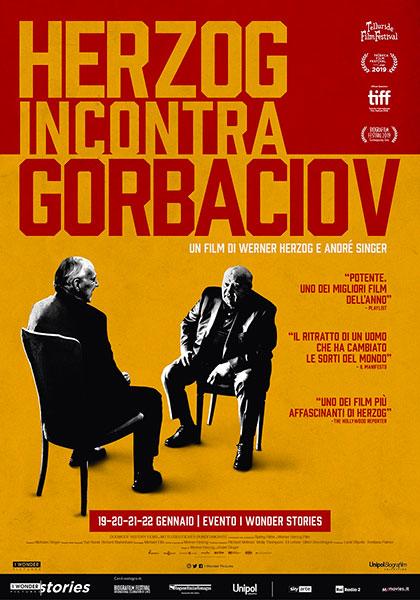 Trailer Herzog Incontra Gorbaciov
