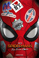 Poster Spider-Man: Far From Home  n. 1