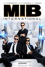 Poster Men in Black - International  n. 1