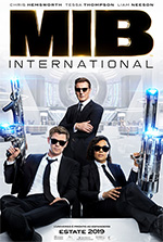 Poster Men in Black - International  n. 2
