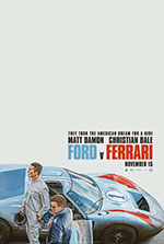 Poster Le Mans '66 - La grande sfida  n. 1