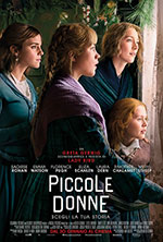 Poster Piccole donne  n. 2